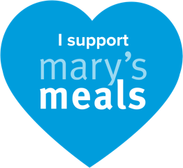 I suppor Mary's meals