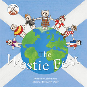 Westie Fest - Childrens book