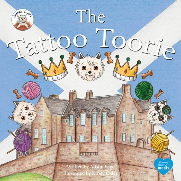 The Tattoo Toorie Childrens book