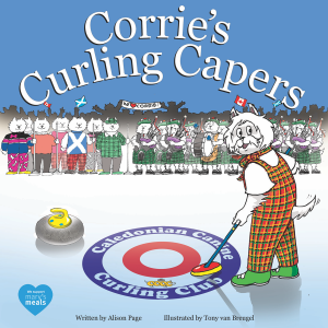 Corrie's Curling Capers